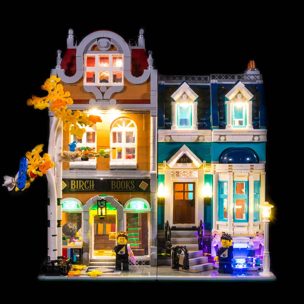 LEGO Bookshop #10270 Light Kit