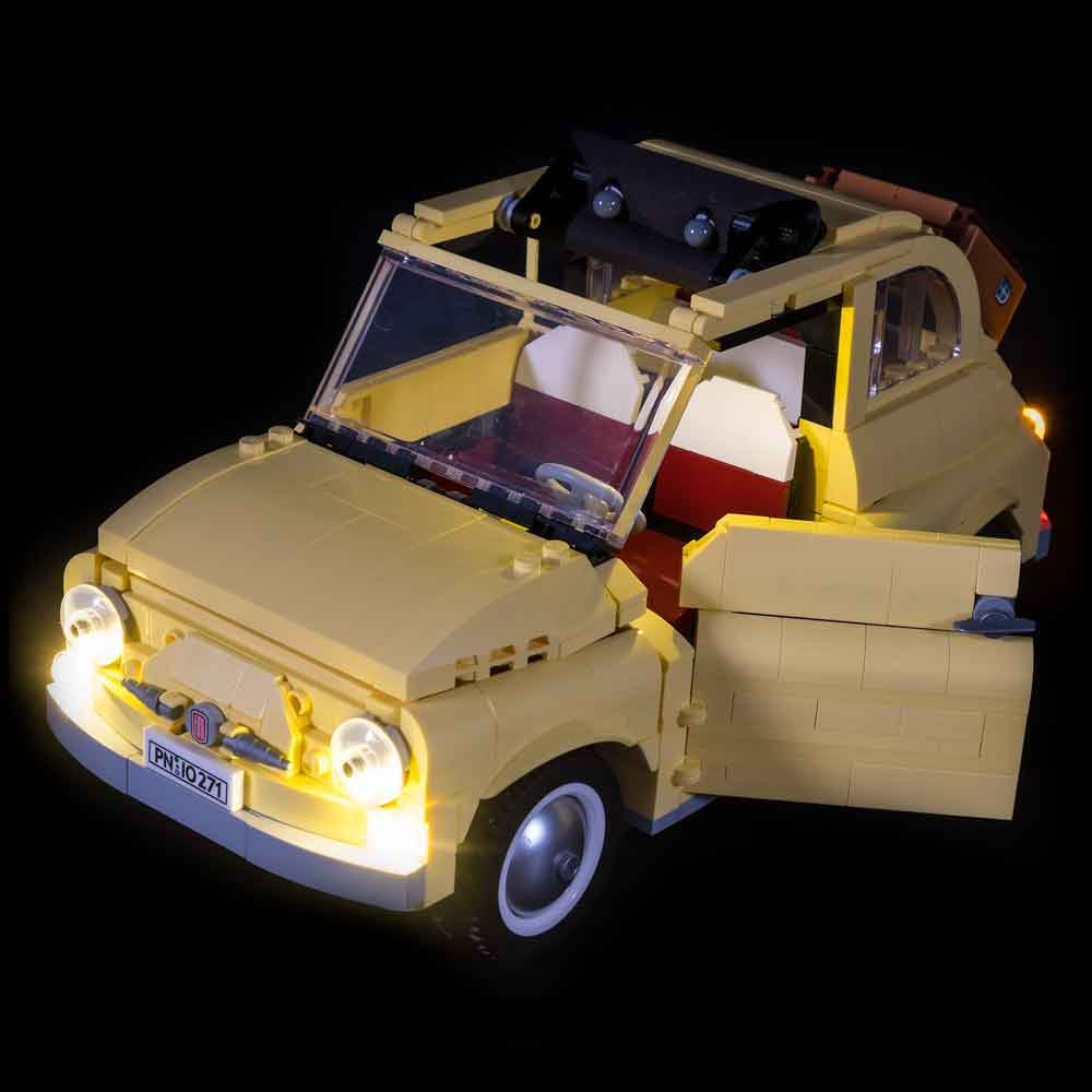 LEGO Fiat #10271 Light Kit