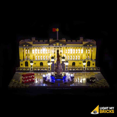 LEGO LED Light Kit for 21029 Buckingham Palace Front