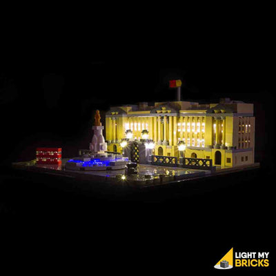 LEGO LED Light Kit for 21029 Buckingham Palace Side 2