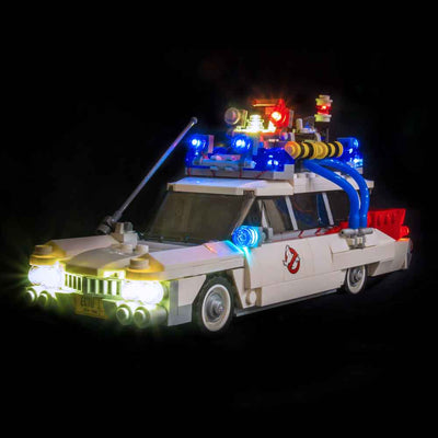 LEGO Ghostbusters Ecto-1 #21108 Light Kit