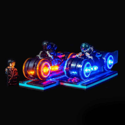 LEGO TRON Legacy #21314 Light Kit
