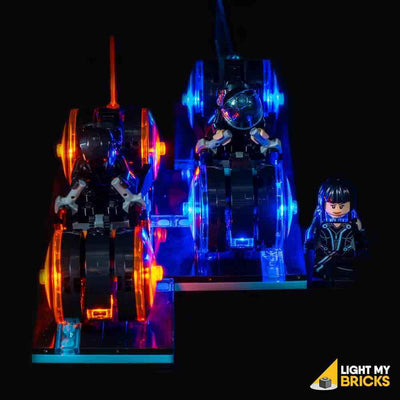 LEGO LED Light Kit for 21314 TRON Legacy Top