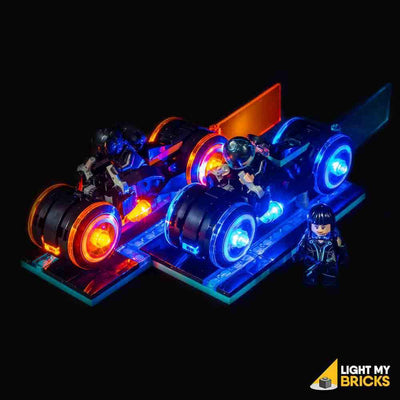 LEGO LED Light Kit for 21314 TRON Legacy Side