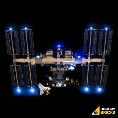 LEGO International Space Station #21321 Light Kit