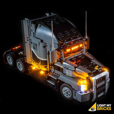 LEGO LED Light Kit for 42078 Mack Anthem Top view