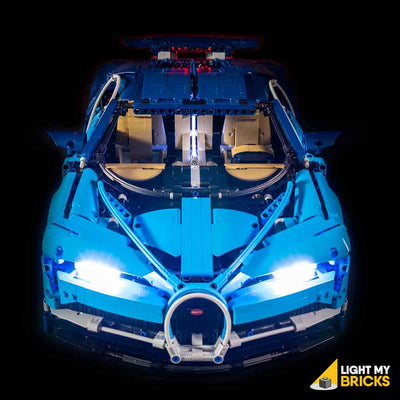 LEGO Bugatti Chiron #42083 Light Kit