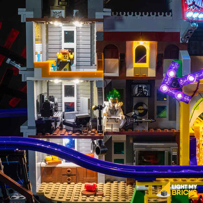 LEGO Joker Manor #70922 Light Kit