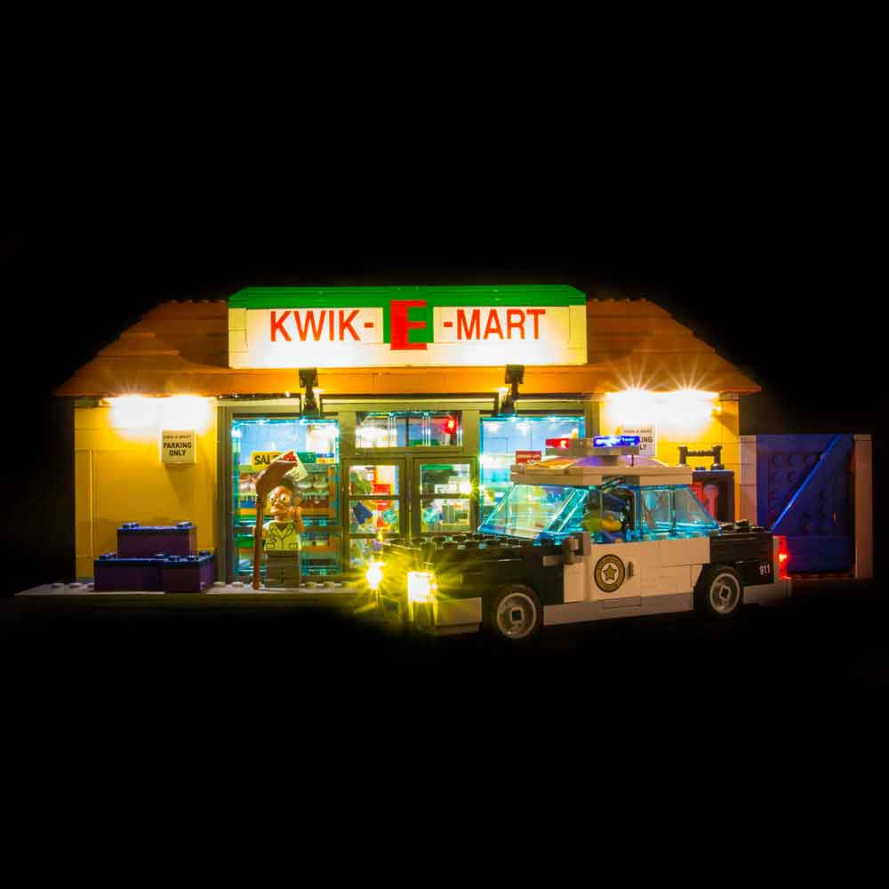 LEGO The Simpsons Kwik-E-Mart #71016 Light Kit
