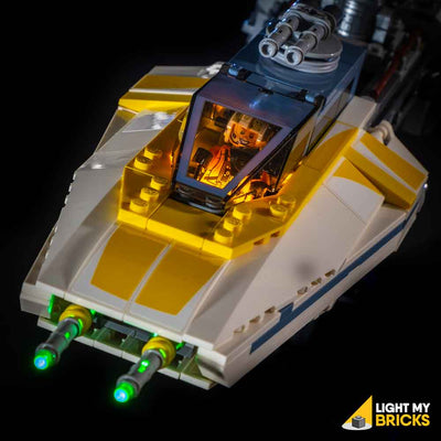 LEGO LED Light Kit for 75181 Star Wars UCS Y-Wing Cockpit