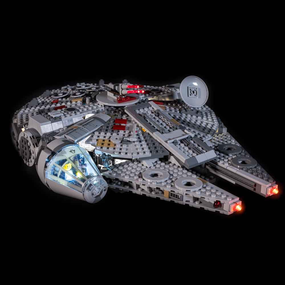 LEGO Star Wars Millennium Falcon #75257 Light Kit