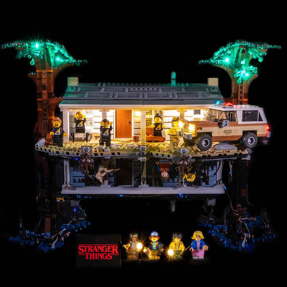 LEGO Stranger Things The Upside Down #75810 Light Kit