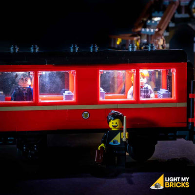 LEGO LED Light Kit for 75955 Hogwarts Express Side Carriage