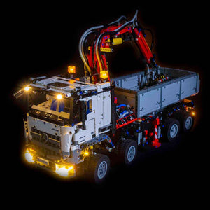 LEGO Mercedes-Benz Arocs #42043 Light Kit