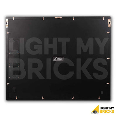 Light My Bricks Minifigure Display Case - Large