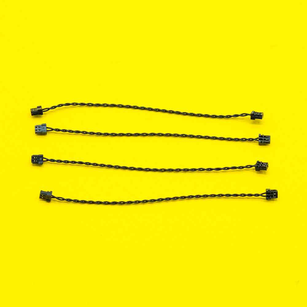 Connecting Cables - 5 cm (4 pack)