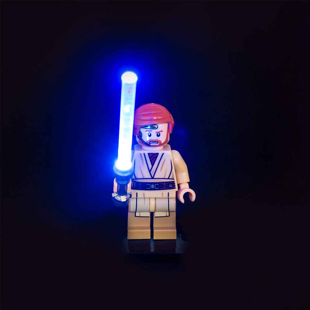 LED LEGO Star Wars Lightsaber Light - Blue