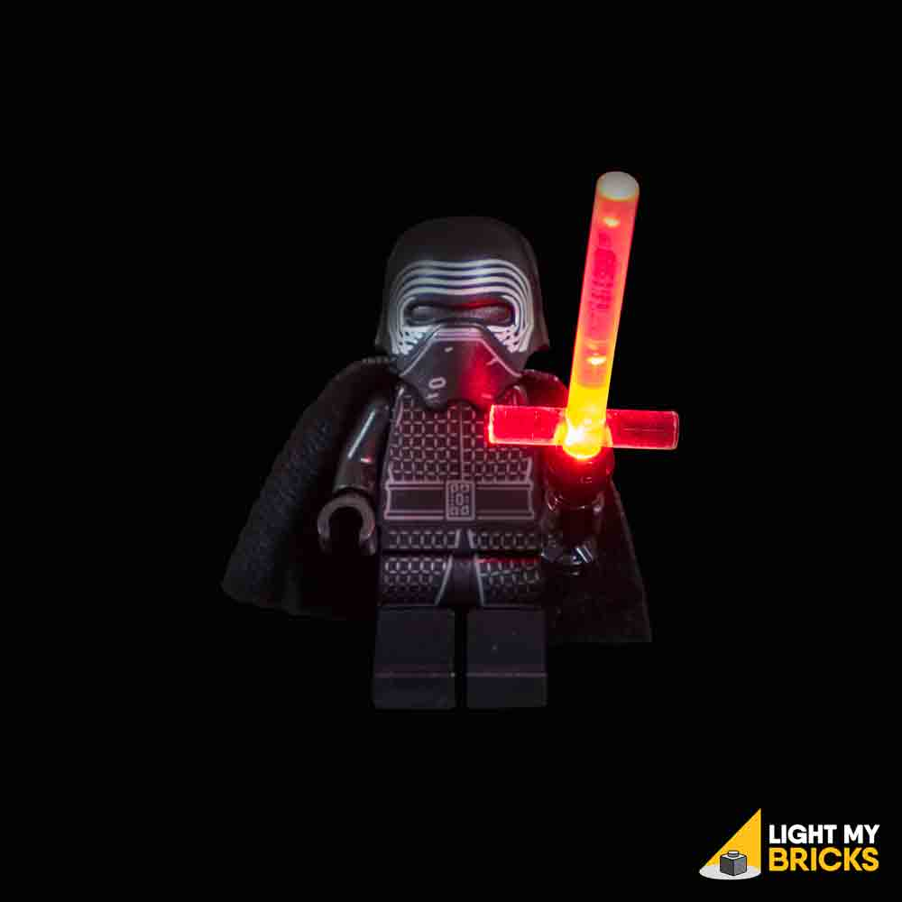 LED LEGO Star Wars Lightsaber Light - Kylo Ren