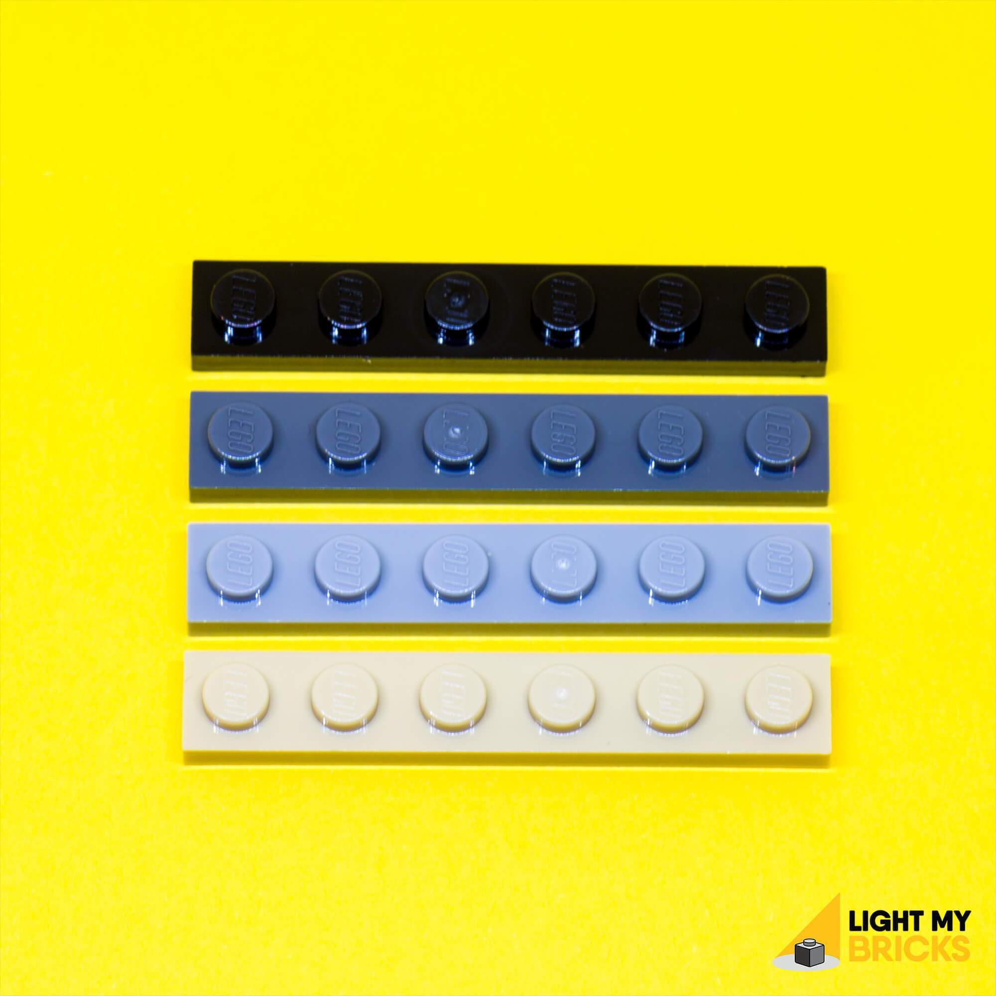 Light My Bricks LEGO Lighting Component - LEGO Plate