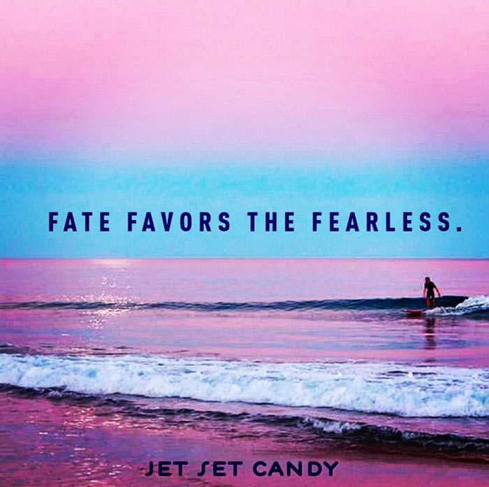 STAY FEARLESS!