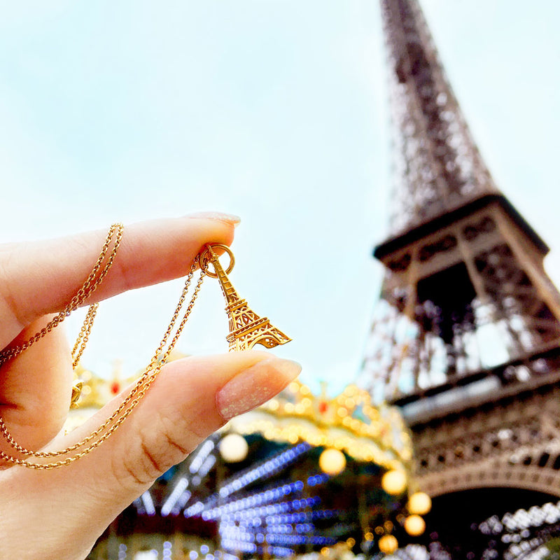 PERFECT PACKABLES FOR A WINTER CITY BREAK ~ PARIS