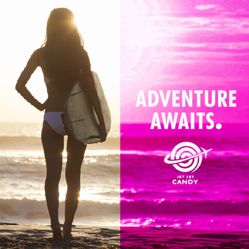 ADVENTURE AWAITS YOU…