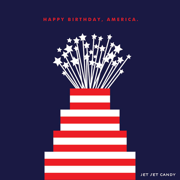 HAPPY 4TH JULY!