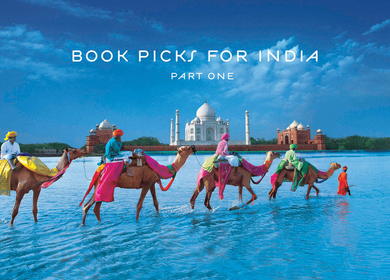 JSC BOOK PICKS FOR INDIA ~ PART ONE