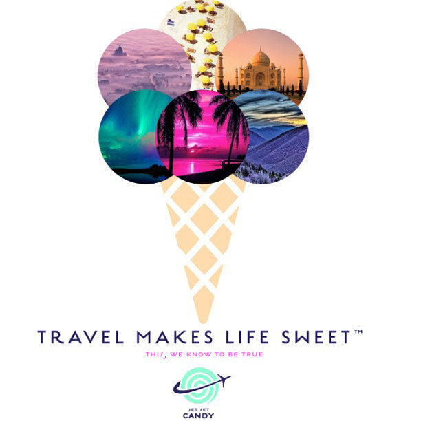 TRAVEL MAKES LIFE SWEET