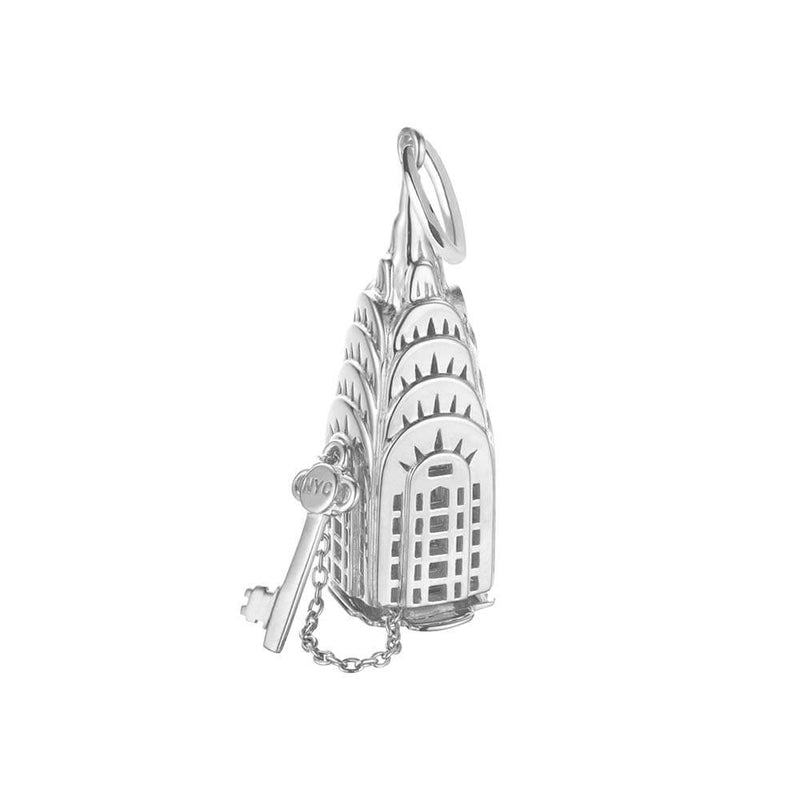 New York Silver Charm, Chrysler Building - JET SET CANDY