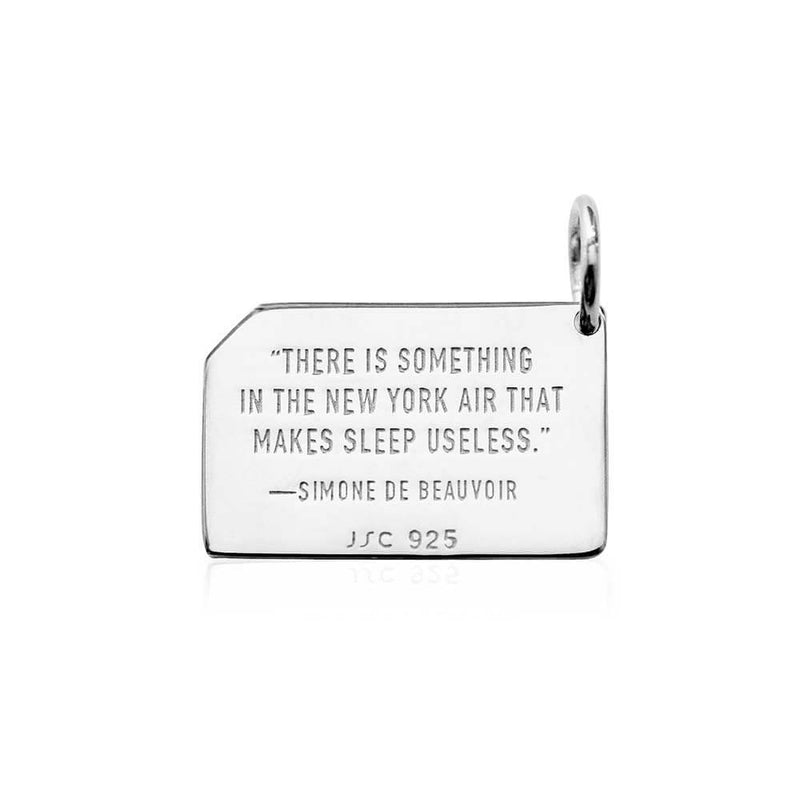 New York Silver Charm, MetroCard - JET SET CANDY