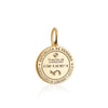 PRE ORDER: Solid Gold Panama Passport Stamp Charm (Allow 8 weeks)