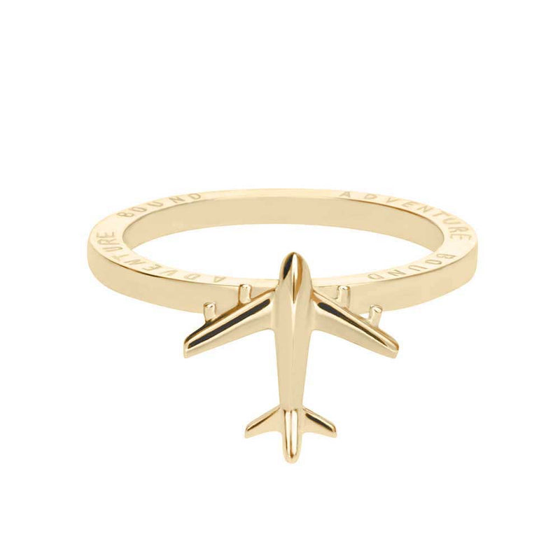 Airplane Ring - JET SET CANDY