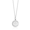 Sterling Silver Travel Charm, Gambia Passport Stamp - JET SET CANDY