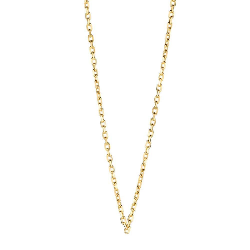 "Gold Box Chain, 24"" - JET SET CANDY"