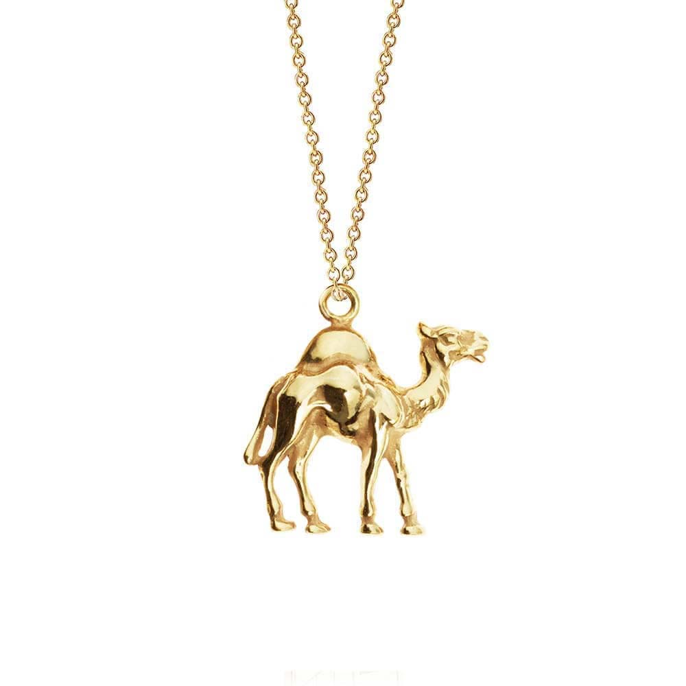 Gold Camel charm - JET SET CANDY