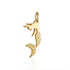 Gold Mermaid Charm - JET SET CANDY
