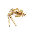 Gold Singapore Charm, Chilli Crab and Chopsticks - JET SET CANDY