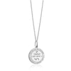 Sterling Silver Travel Charm, Panama Passport Stamp (SHIPS JULY) - JET SET CANDY
