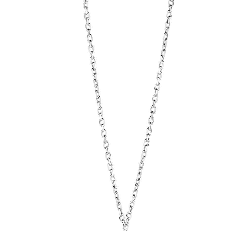 "Silver Box Chain, 24"" - JET SET CANDY"