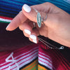 Silver Surfboard Charm, California (BACK-ORDER-SHIPS APRIL) - JET SET CANDY