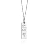PRE-ORDER Silver Fifth Avenue 5th New York Sign Charm (SHIPS JULY) - JET SET CANDY