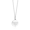 Sterling Silver New York Necklace, Mini NYC Skyline (SHIPS JUNE) - JET SET CANDY