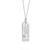Silver Russia Charm, LED Saint Petersburg Luggage Tag (SHIPS JUNE) - JET SET CANDY