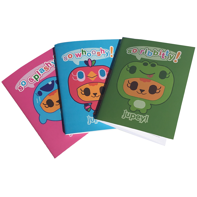 NEW! Helpful Friends Notebook Set