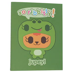 NEW! So Ribbitty Notebook