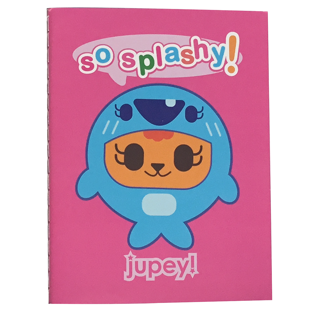 NEW! So Splashy Notebook