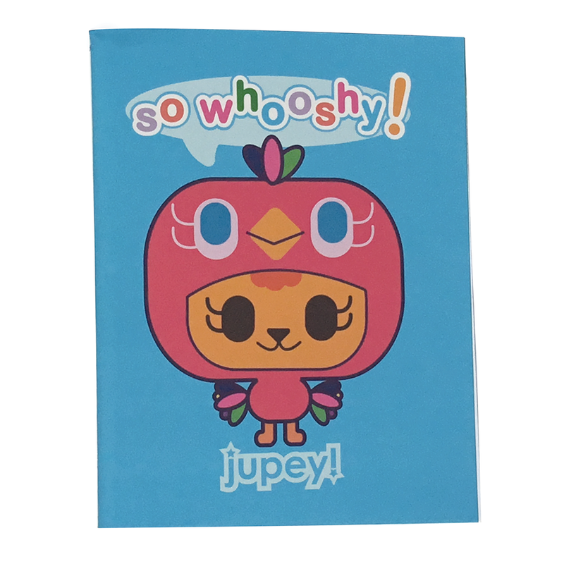 NEW! So Whooshy Notebook