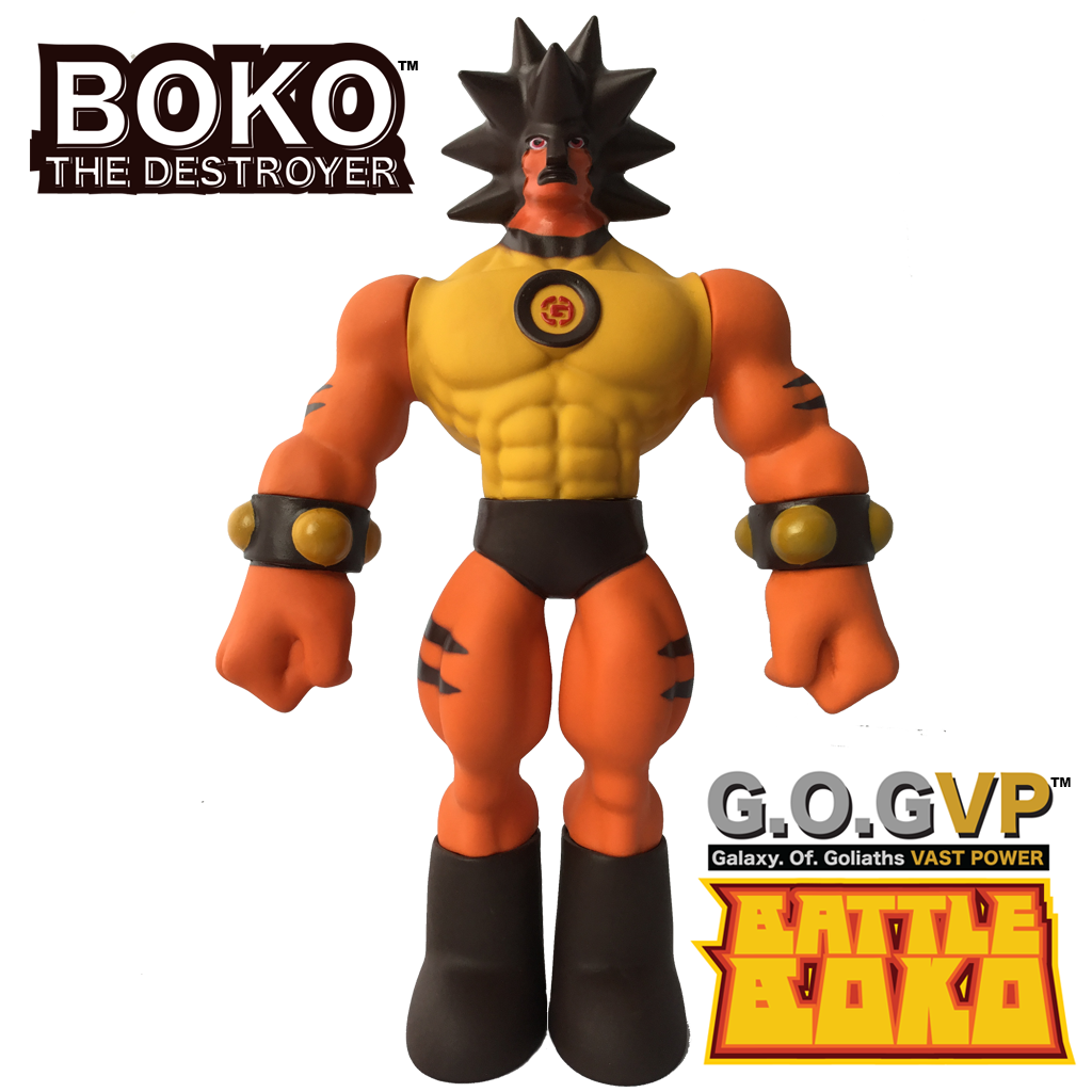 Boko the Destroyer
