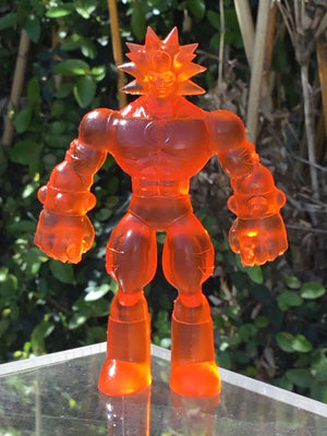 Boko the Destroyer Resin (Tangerine)